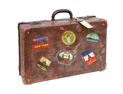 Old-suitcase