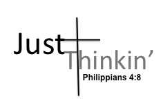 Just Thinkin Logo