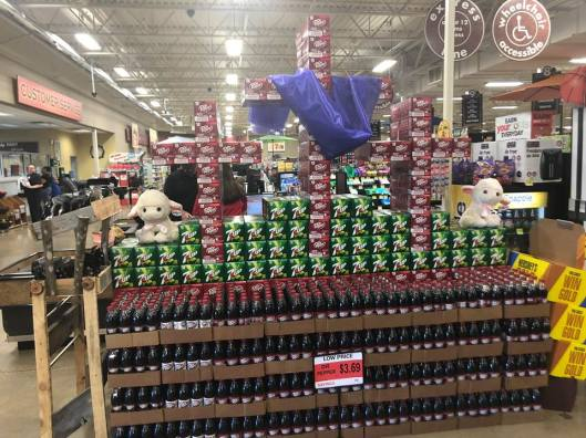 The Dr Pepper Cross
